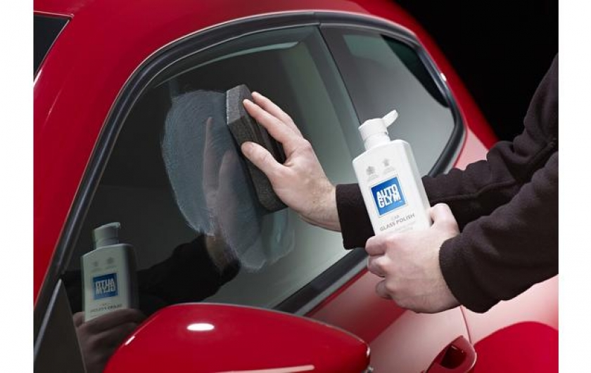Car Glass Polish 325 Ml.