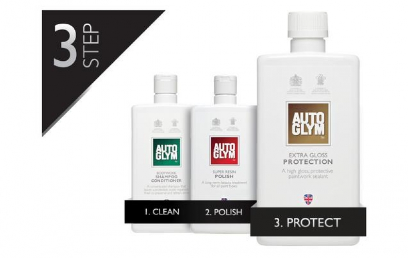 Extra Gloss Protection 500 Ml.