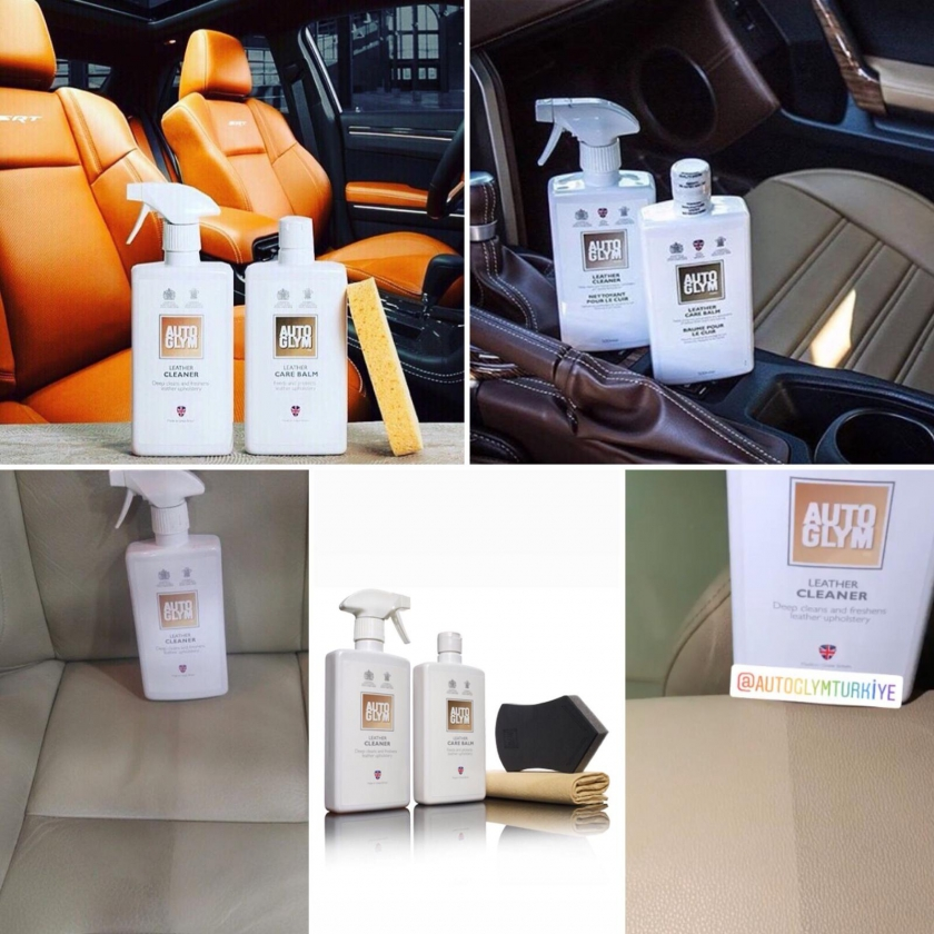 Leather Cleaner 500 Ml.
