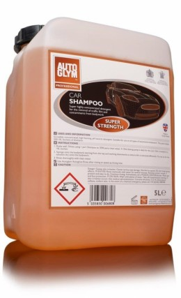 CAR SHAMPOO SUPER STRENGTH 5 L