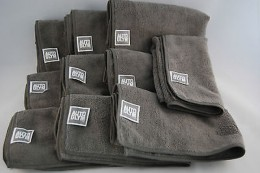 Microfiber Cloth Gray